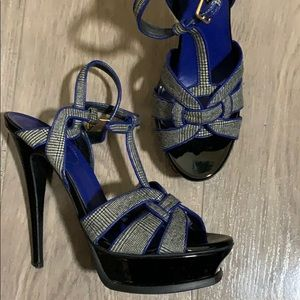 YSL Tribute Sandals Limited Edition